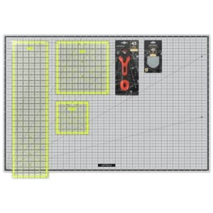 ARTEZA Rotary Cutter Quilting Kit