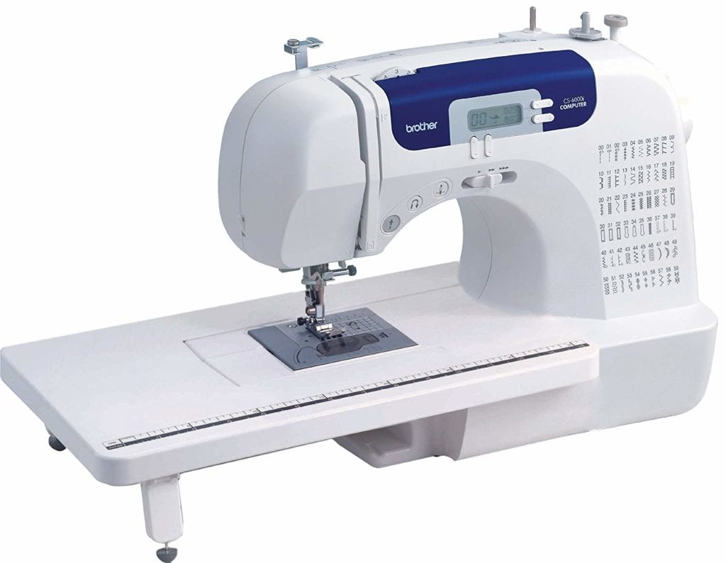 Brother CS6000i Quilting Sewing Machine