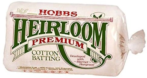 Hobbs Batting Heirloom