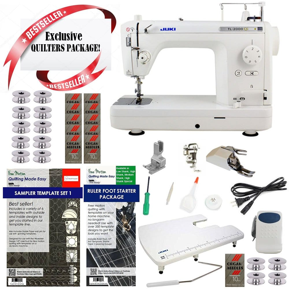 Juki TL2000QI Quilting Sewing Machine