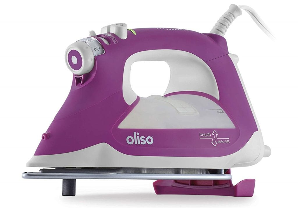 Oliso TG1100 Smart Iron with iTouch Technology