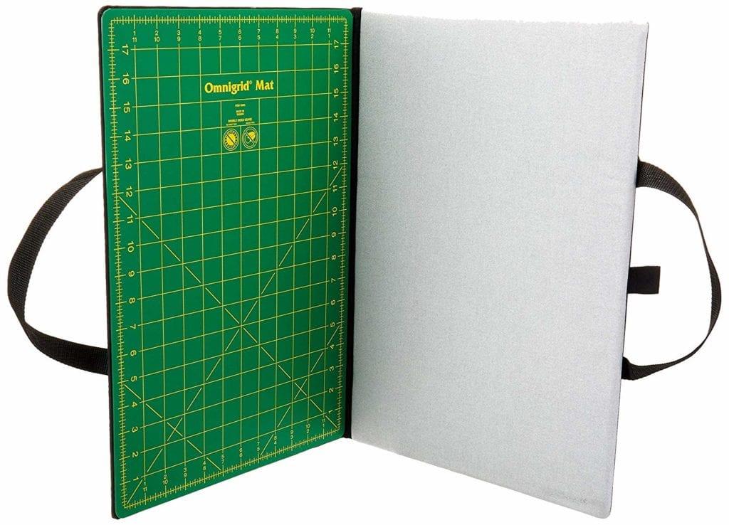 Omnigrid Fold-Away Portable Cutting Station