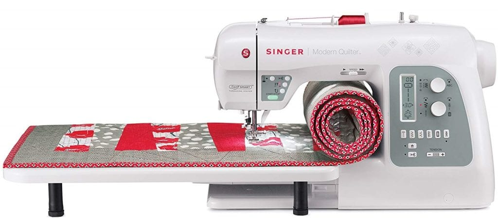 Singer Modern Quilter 8500Q Computerized Portable Sewing and Quilting Machine