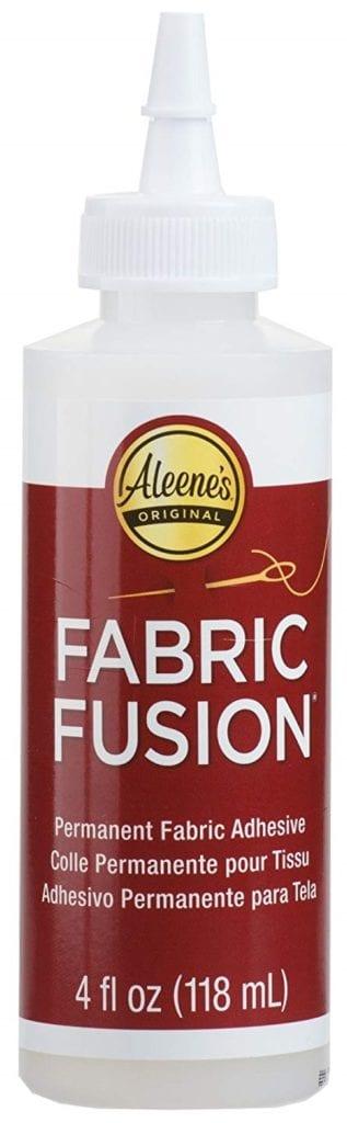 Aleene's Fabric Fusion Permanent Fabric Adhesive