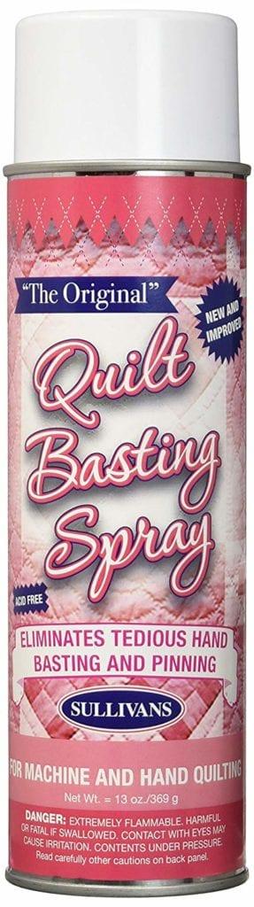 Sullivans 805 Quilt Basting Spray