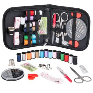 70 Pcs Set Portable Travel Sewing Quilting Box-RezKoCollections