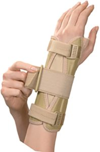 ACE Deluxe Wrist Stabilizer 207279, LXL, Right