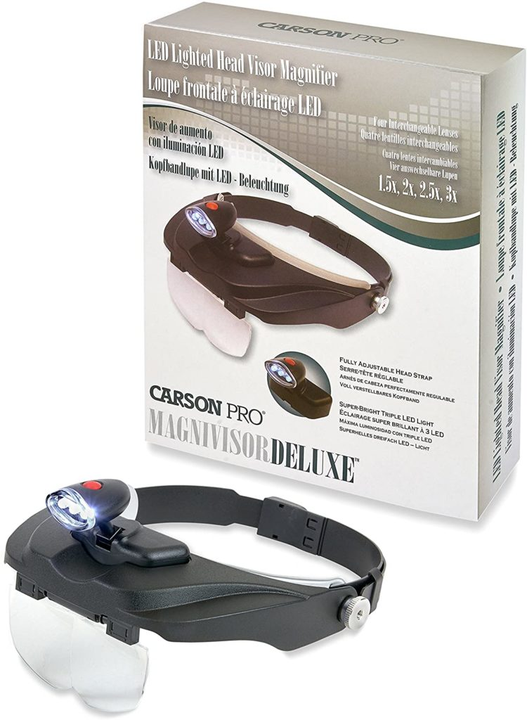 Carson Optical Pro Series MagniVisor