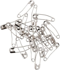 Dritz Quilting 3032 Curved Safety Pins