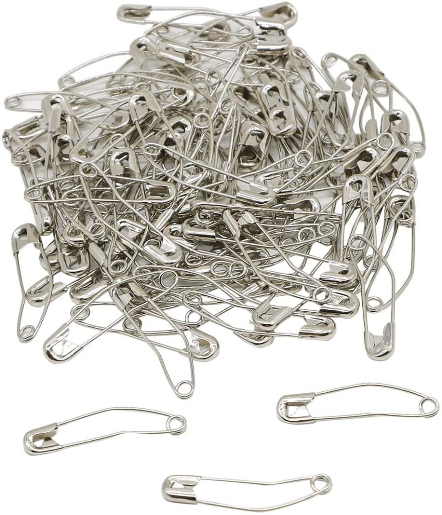 iNee Curved Safety Pins