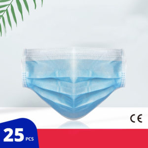 25 PcsBag FDA CE Certification Disposable Medical Mask