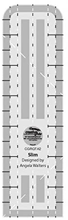 Creative Grids Machine Quilting Tool Ruler