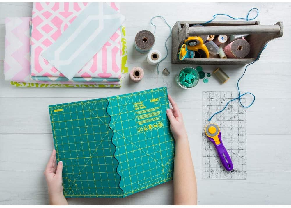 Olfa Folding Cutting Mat 17x24 Inch