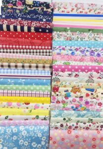 levylisa Precut Cotton Fabric Bundles