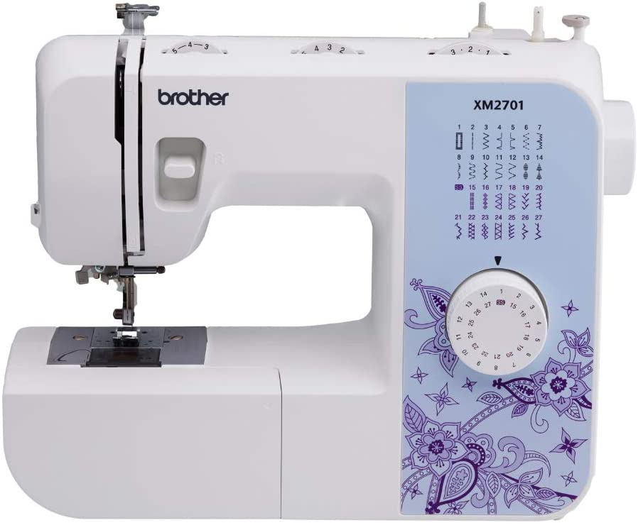 Brother XM2701 Sewing Machine as a Gift for Beginner Quilters