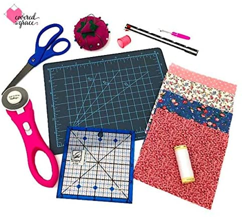 Covered by Grace Beginner Sewing Notions