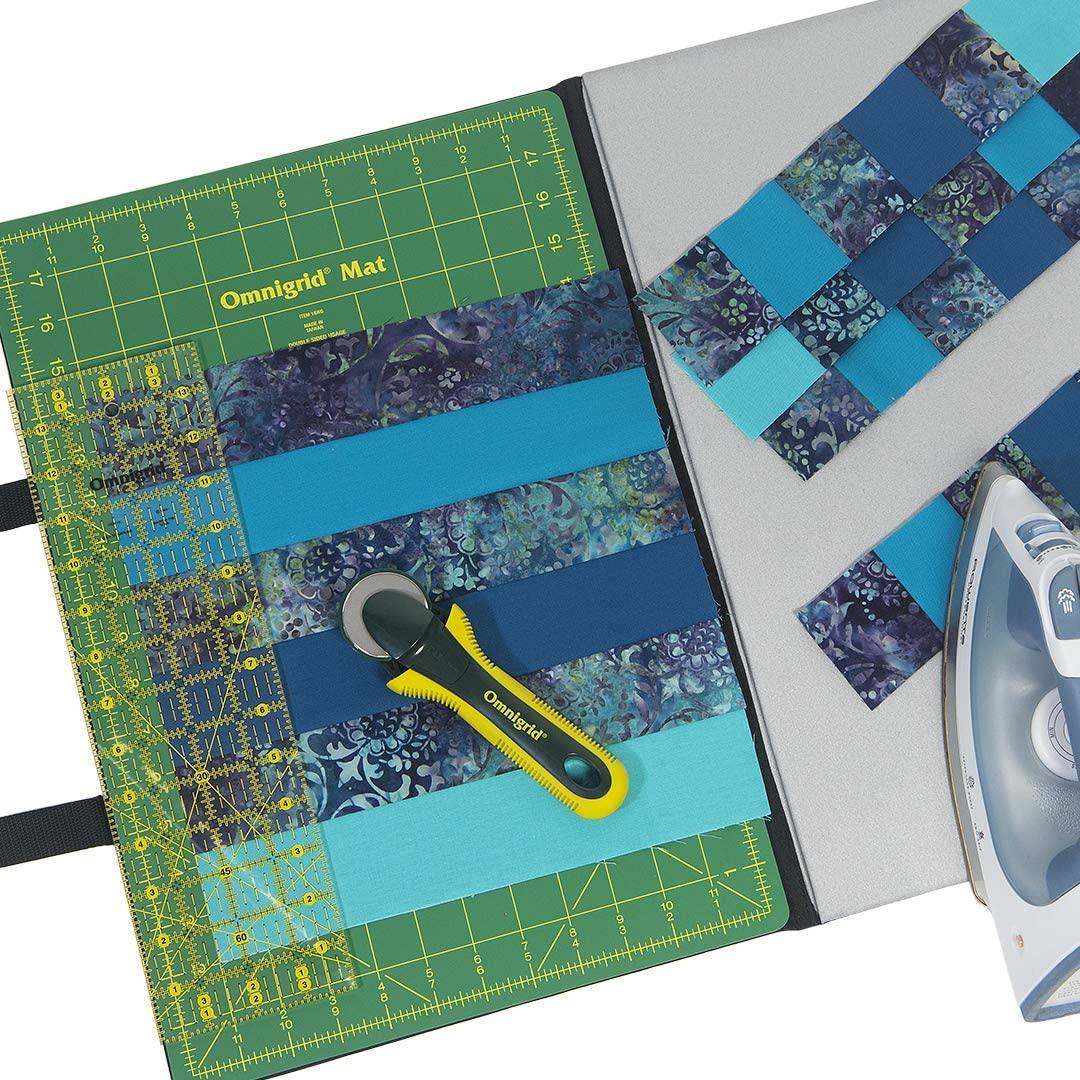 Omnigrid Fold-Away Cutting & Pressing Station
