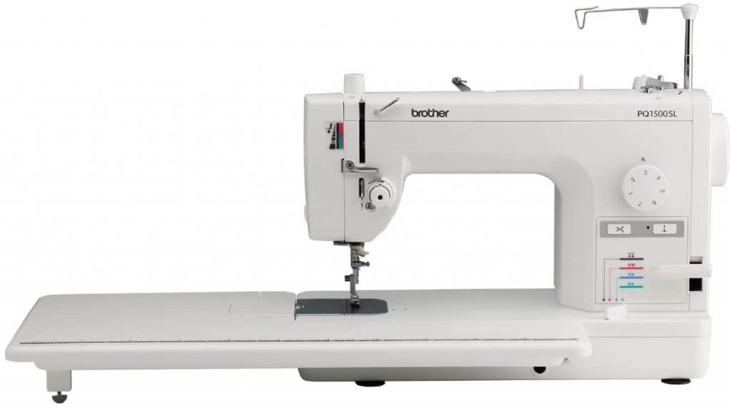 Brother PQ1500SL Quilting and Sewing Machine - Best Sewing Machine for Quilting and Embroidery