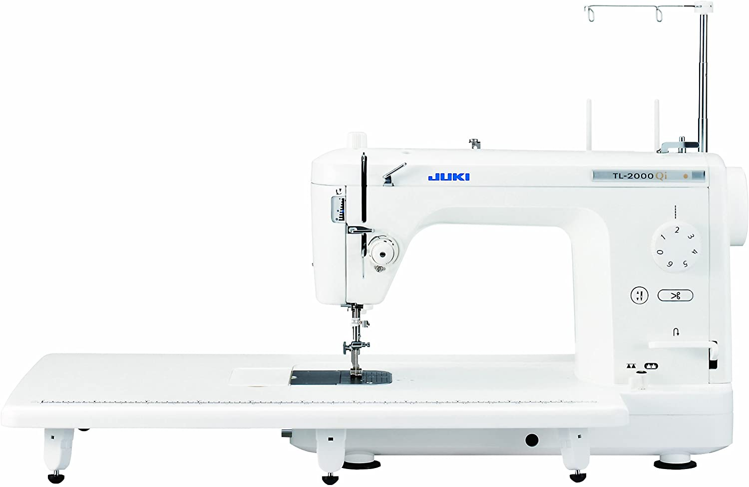 JUKI TL-2000Qi Sewing and Quilting Machine - Best Large Throat Sewing Machine for Quilting