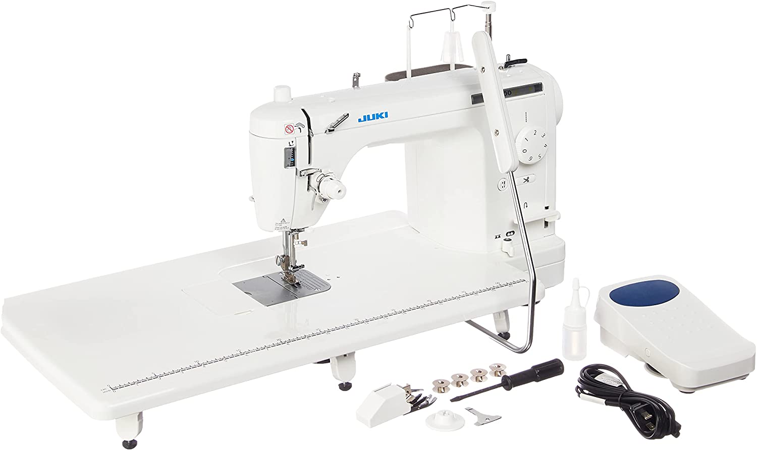 JUKI TL-2000Qi Sewing and Quilting Machine - Best Sewing Machine for Quilting and Embroidery