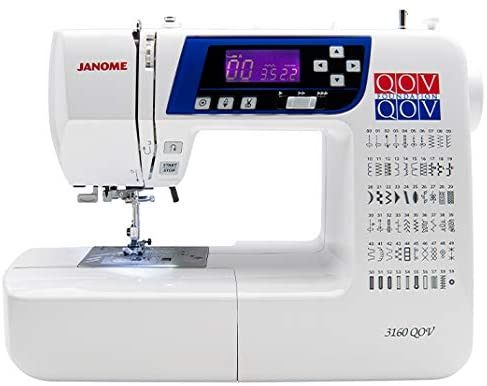 Best Janome Sewing Machine for Quilting - Janome 3160QOV Quilts Of Valor Sewing Machine