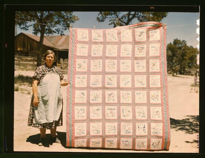 History of Quilting